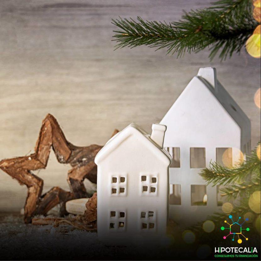 hipotecalia te desea Feliz Navidad