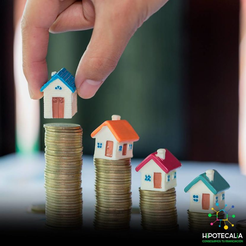 Estadísticas hipotecas